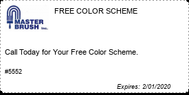 Coupon FREE COLOR SCHEME