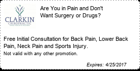 Coupon Are You in Pain and Don't Want Surgery or Drugs?