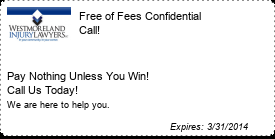 Coupon Free of Fees Confidential Call!