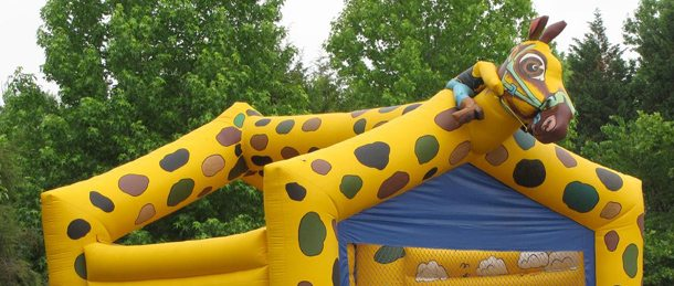 Inflatable Rides AK Tent Rental Pittsburgh