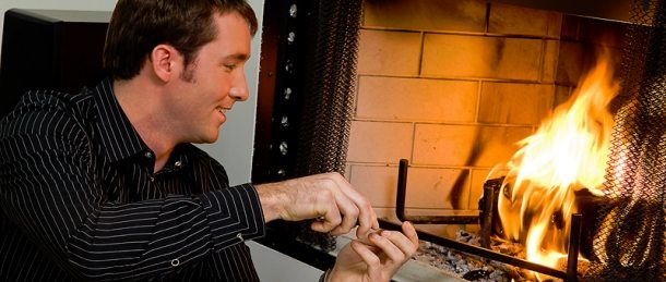 Fireplace Madhatter Chimney Sweep Oakmont