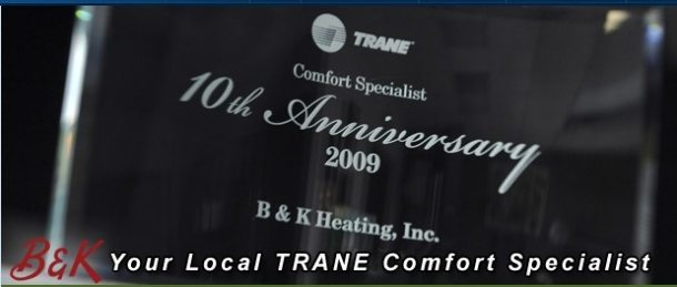 B & K Heating and Air Conditioning Dayton