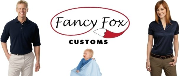 Fancy Fox Custom Embroidery Fancy Fox Customs Embroidery and Silkscreen Pittsburgh