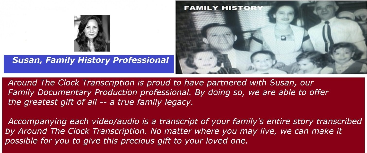 Around The Clock Transcription Service Pittsburgh