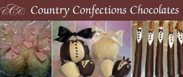 Country Confections Chocolates Washington