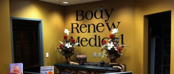 reception Body Renew Medical Lees Summit