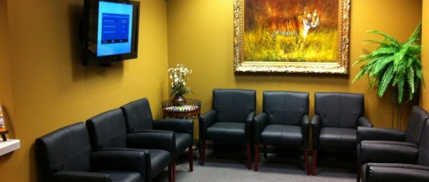 waiting area Body Renew Medical Lees Summit