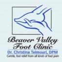 logo Beaver Valley Foot Clinic
