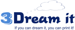 logo 3Dreamit 3D Printer Pittsburgh