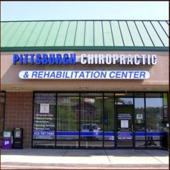 logo Pittsburgh Chiropractic and Rehabilitation Center Dr Joel Lopacinski