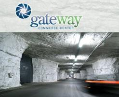 logo Gateway Commerce Center Wampum and Pittsburgh