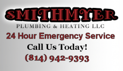 logo Smithmyer Plumbing Heating and Cooling of Altoona