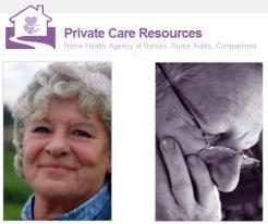 logo Private Care Resources Home Health Care Altoona