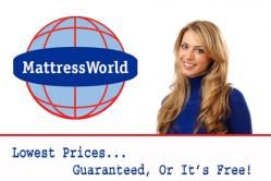 logo Mattress World at Century III Mall