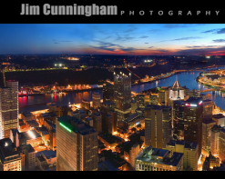 logo Jim Cunningham Photographer Tampa