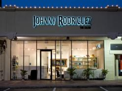 logo Johnny Rodriguez Hair Salon Dallas