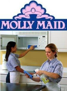 logo Molly Maid Quality Maid Service Highland Park