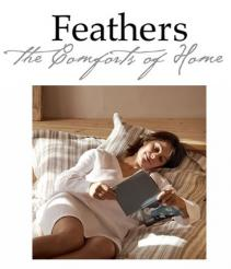 logo Feathers Fine Linen and Bedding Pittsburgh