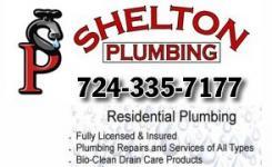 logo John Shelton Plumbing New Kensington