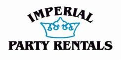 Imperial Party Rentals Los Angeles Logo