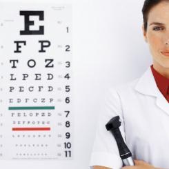 logo Dr Robert Parnes Optometrist Bradenton