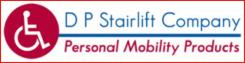D P Stairlift and Scooter Lifts Richmond Logo