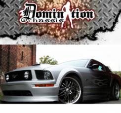 logo Domination Chassis Performance and Fabrication Pittsburgh