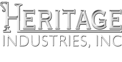 logo Heritage Industries Custom Ironwork Pittsburgh