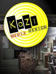 logo Kozi Media Design Custom Home Theater Pittsburgh