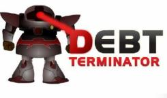 logo Debt Terminators Pittsburgh