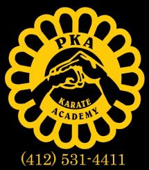 PKA Karate Pittsburgh Logo