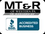 logo MT & R Basement Waterproofing Pittsburgh