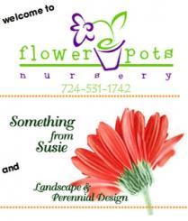logo Flower Pots Nursery Pittsburgh