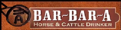 logo Bar-Bar-A Horse and Cattle Drinkers