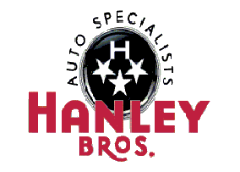 logo Hanley Brothers Luxury Auto Repair Houston