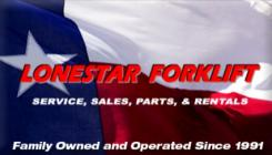 logo Lonestar Forklift Dallas