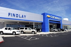 logo Findlay Chevrolet Las Vegas