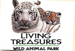 Living Treasures Moraine Logo
