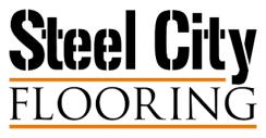 logo Steel City Flooring North Hills