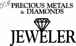 T G Precious Metals &amp; Diamonds Dayton Logo