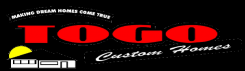 TOGO Custom Homes Pittsburgh Logo