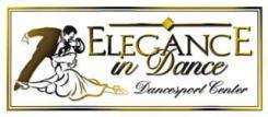 logo Elegance in Dance Lessons Dayton