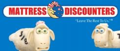 Mattress Discounters Peters Township Logo