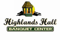 logo Highlands Hall Banquet Center