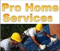 logo Pro Home Services Roofing Pittsburgh