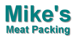 Mike's Meat Packing Washington Logo