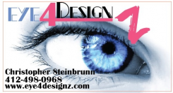 Eye 4 Designz Pittsburgh Logo