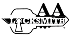logo AA Locksmith LLC
