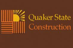 Quaker State Construction Logo