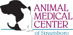 Animal Medical Center of Streetsboro, Inc.   Logo